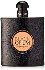 Yves Saint Laurent Eau De Parfum Spray for Women, Black Opium, 3 Ounce . The highly addictive feminine fragrance from Yves Saint Laurent. Fascinating and seductively intoxicating, the opening notes of adrenaline-rich coffee and the sweet sens...