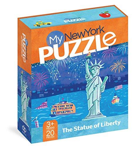 Ellis Island New York Harbor - My New York Puzzle: The Statue of Liberty