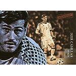2016-17 Panini Aficionado Soccer #103 Iker Casillas Spain Official Trading.
