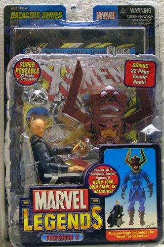 Marvel Legends: Galactus Series - Professor X 6