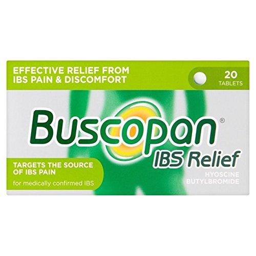 Buscopan  20 Tablets  Boehringer Ingelheim