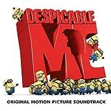 Despicable Me Soundtrack Edition by Despicable Me (2010) Audio CD