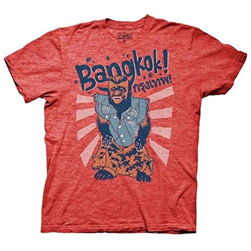 The Hangover 2 Bangkok Men's T-Shirt, - Hangover Sequel The