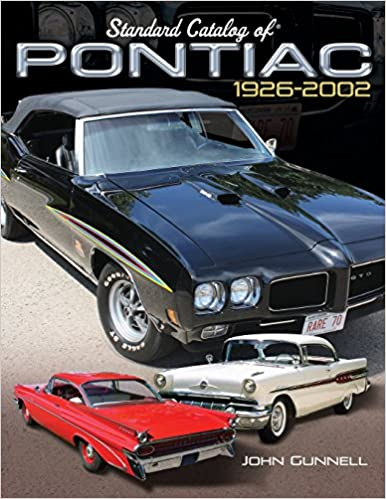 Read Standard Catalog of Pontiac, 1926-2002 PDF