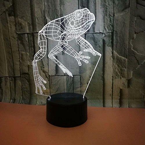 Acrylic Frog Led Light in Florida - 9