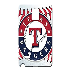 samsung note 4 covers Unique phone Hard Cases With Fashion Design phone carrying shells texas rangers mlb baseball