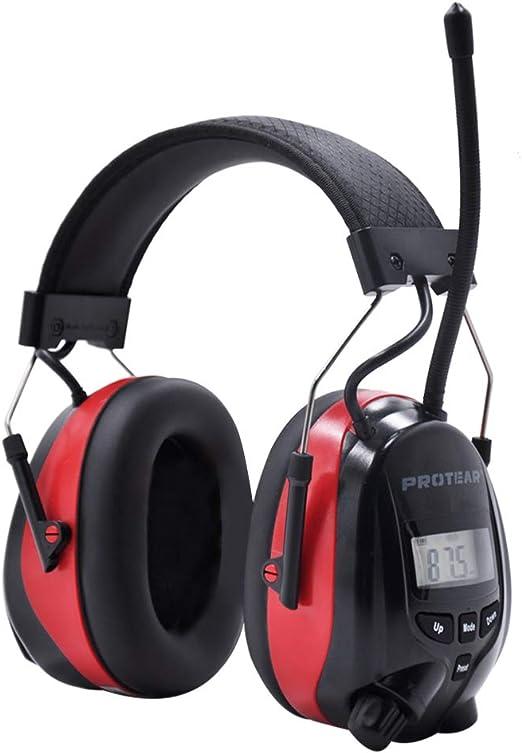 Amazon.com: Auriculares de seguridad con reducción de ruido ...