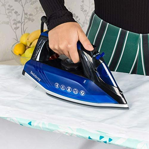 Beldray® BEL0983 Easy-Fill Iron with 200ml Water Tank, 2400 W, 2.5 Power Cord
