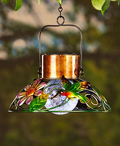Hummingbird Outdoor Lights - 6