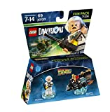 Back to the Future Doc Brown Fun Pack - LEGO Dimensions