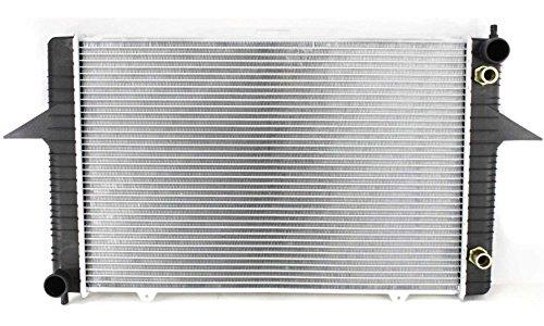 Evan-Fischer EVA27672031885 Radiator for VOLVO S70 C70 99-04 Turbo w/o EOC Replaces Partslink# VO3010106 Volvo S70 Turbo