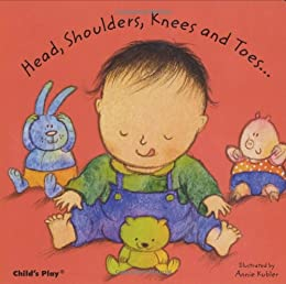 Head, Shoulders, Knees and Toes (Baby Board Books)