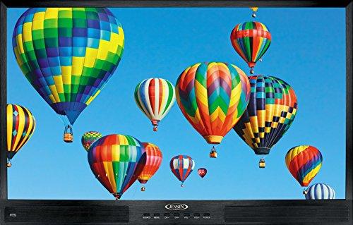 Jensen JTV2815DC 28-Inch LED DC TV with White LED Illumination, Wide 16:9 LCD Panel, 1366 x 768 Pixels WXGA Resolution…