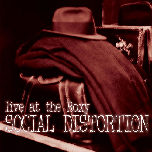Live At The Roxy [2 LP] (Social Distortion Live At The Roxy Vinyl)