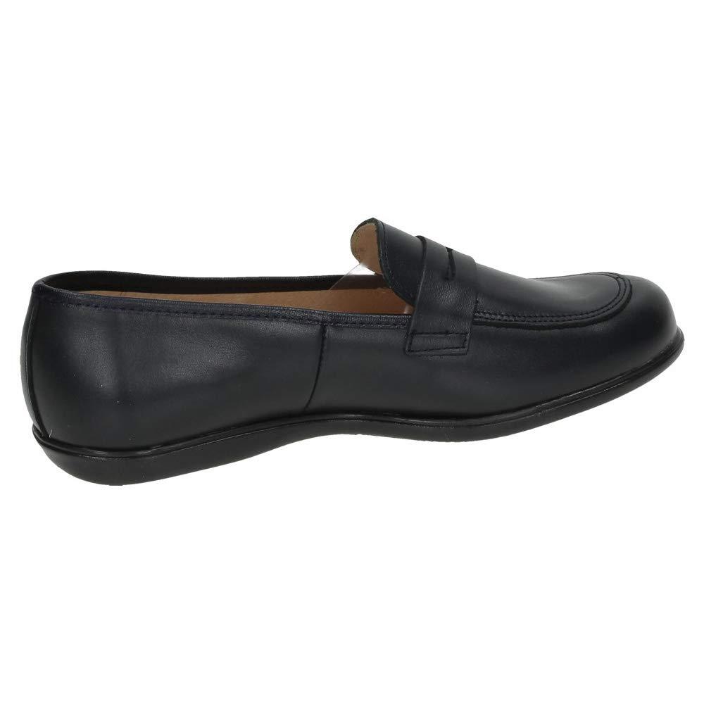 ANGELITOS 466 Mocasines DE Piel NIÑA Zapato COLEGIAL: Amazon.es: Zapatos y complementos