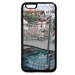 iPhone 6S / iPhone 6 Case (Black) Christmas decorations 49