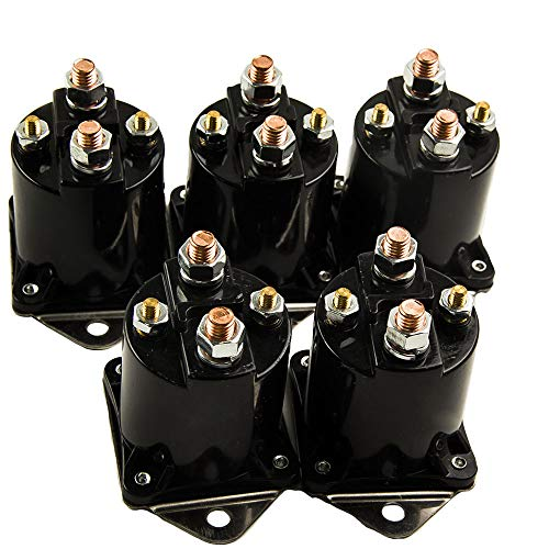36Volt Solenoid Solenoids for Club Car Golf Cart Part 1976 1977 1978-1998 8016 (Best Cars Of 1977)