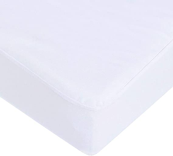 Lomsarsh Materasso impermeabile Protector Coprimaterasso impermeabile Fodera per cuscino Materasso impermeabile a quattro angoli 70 x 140 cm