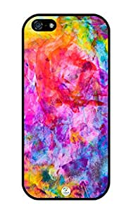 Colorful iphone 5 case - Fits iphone 5, iPhone 5S T-Mobile, AT&T, Sprint, Verizon and International