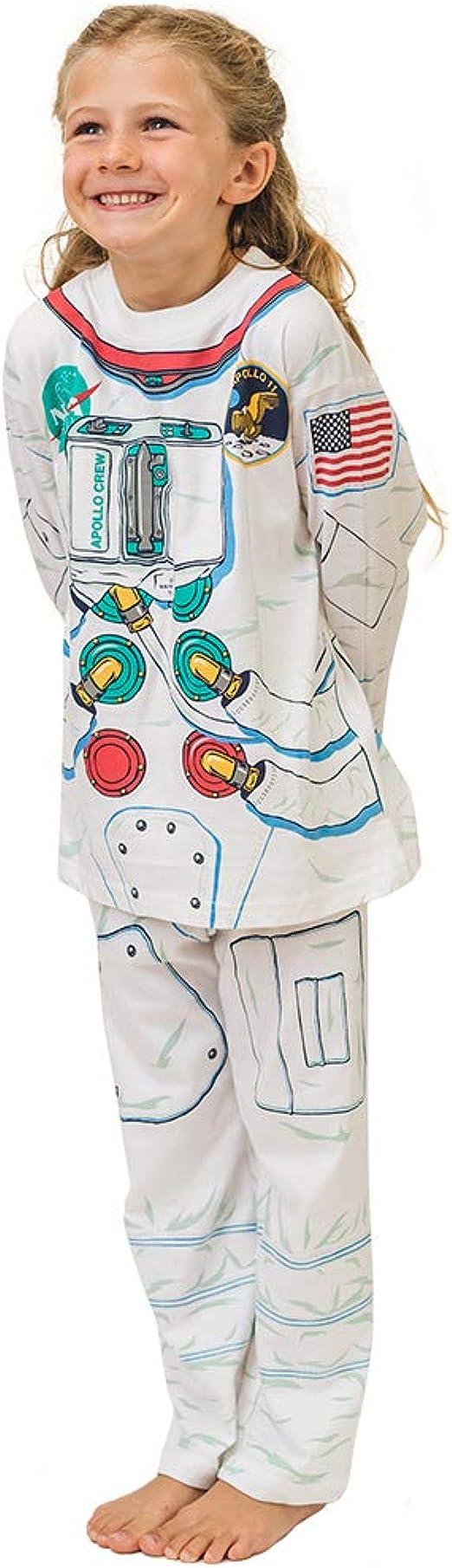 Pijama de Astronauta y Ropa Casera Divertida: Amazon.es: Ropa y ...