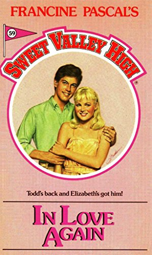 Amazon In Love Again Sweet Valley High Book 59 Ebook