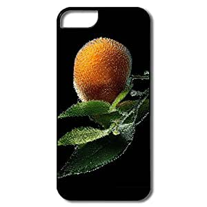 Great Tangerine Fruit Underwater Pc For Ipod Touch 4 Phone Case Cover