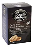 Bradley Smoker Pacific Blend Bisquettes (2.75 x 6.875 x 9.25-Inch, Pack of 48)