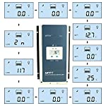 EPEVER-MPPT-Charge-Controller-60A-Solar-Panel-Controller-48v36v24v12v-Auto-Max-150V-3000W-Input-Negative-Ground-Solar-Regulator-fit-for-Lead-Acid-AGM-Sealed-Gel-Flooded-Battery