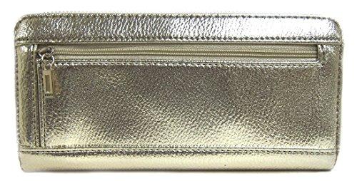 Guess Swmg6778460, Borsa a Tracolla Donna, Oro, 2x10x20 cm (W x H x L)