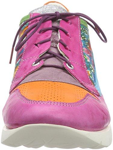 Pensare! Sneakers Renna Damen Rosa (fuxia / Kombi 37)