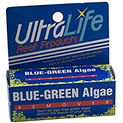 Ultralife Reef ProduCounts AULBGR Ultralife Blue Green Algae Remover