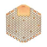 Deluxe Urinal Screen, Mango, Orange, 10/Case