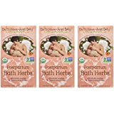 Earth Mama Angel Baby Postpartum Bath Herbs, 6 Count (Pack of 3)