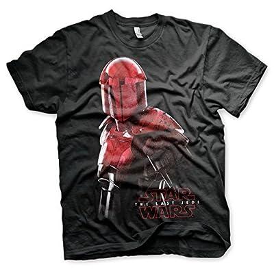 Nice Officially Licensed Inked Elite Praetorian Guard Men's T-Shirt (Black) for sale