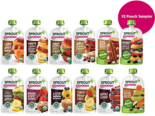 earth organics baby food - 7