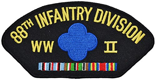 88th Infantry Division WWII Patch