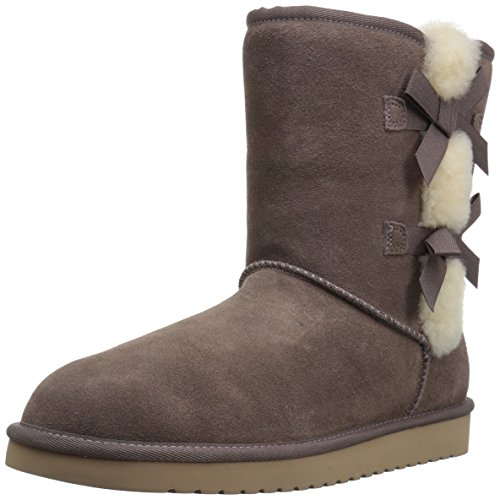 Koolaburra von UGG Damen Victoria Short Fashion Boot Asche