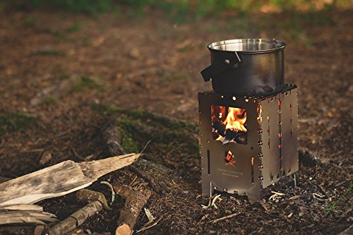 Home Comforts Laminated Poster Flame Fireplace Burn Bushbox Camping Fire Poster by Home Comforts