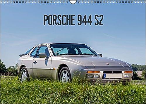 Porsche 944 S2 (Wandkalender 2019 DIN A3 quer): Porsches Klassiker in Szene gesetzt. (Monatskalender, 14 Seiten) : Michael Reiss: 9783670142027: Amazon.com: ...