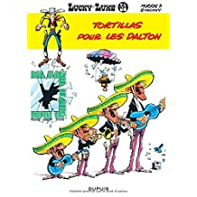 Lucky Luke - Dupuis 31 Tortillas pour les Dalton