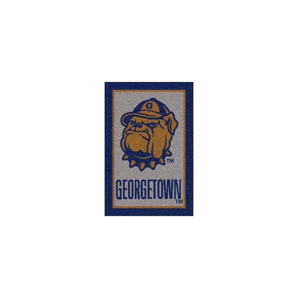 Georgetown Hoyas 4 x 6 Team Door Mat