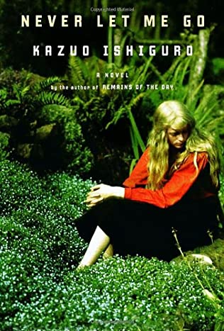 book cover of Never Let Me Go