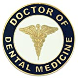 PinMart Doctor of Dental Medicine DMD Lapel Pin
