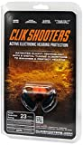 Clik Shooters Active Electronic Hearing Protection for Shooting and Hunting