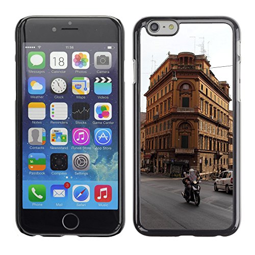 Premio Sottile Slim Cassa Custodia Case Cover Shell // F00008265 architecture // Apple iPhone 6 6S 6G 4.7""
