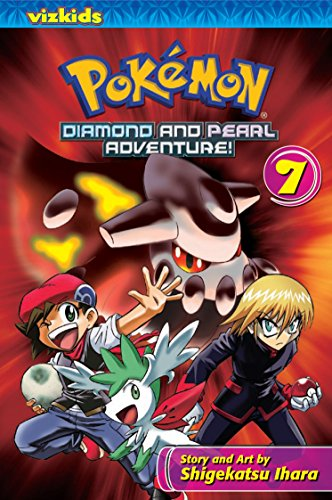 Pokémon: Diamond and Pearl Adventure!, Vol. 7 (Pokemon)
