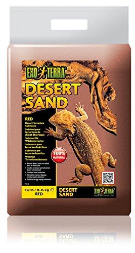 Exo Terra Desert Sand, 10-Pound, Red