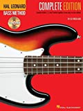 img - for Hal Leonard Bass Method - Complete Edition: Books 1, 2 and 3 Bound Together in One Easy-to-Use Volume! book / textbook / text book