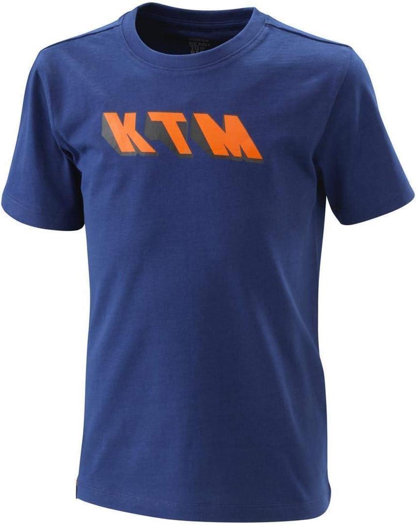 NEW KTM RADICAL LOGO TEE GREY X-LARGE