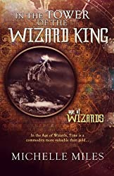 In the Tower of the Wizard King (Epic Fantasy Adventure Romance) (Age of Wizards)